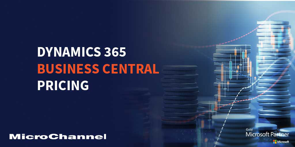 Business Central Pricing
