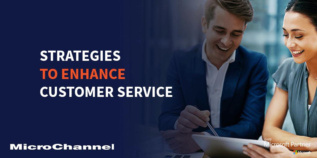 strategies to enhance customer service