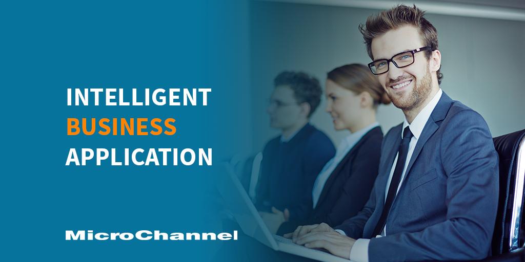 Intelligent Business Application : Microsoft Dynamics 365