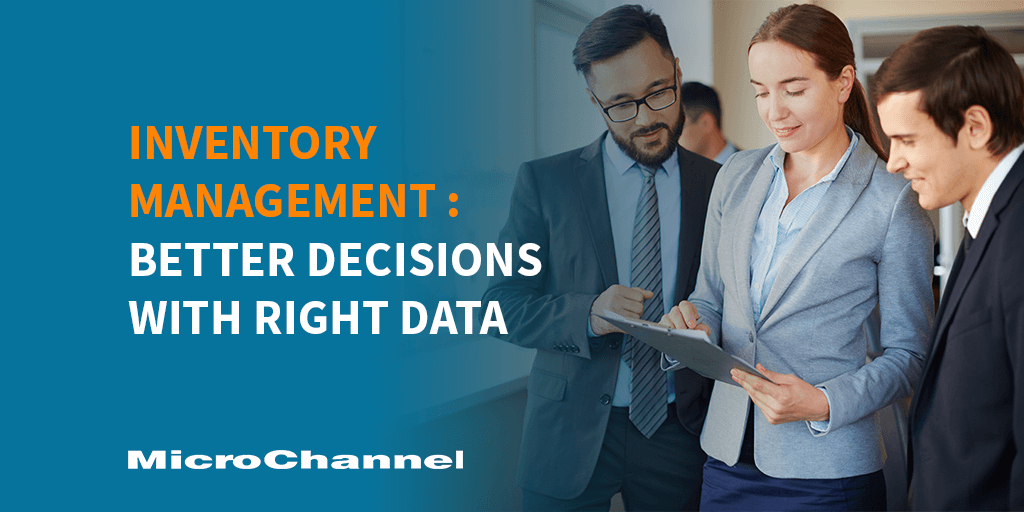 inventory management better decisions with right data