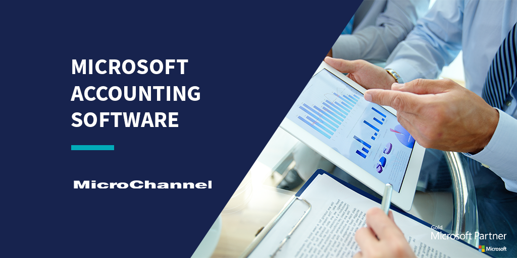 microsoft accounting software