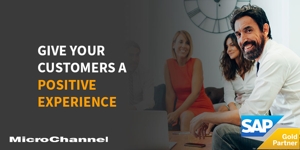 Give Your Customers A Positive Experience