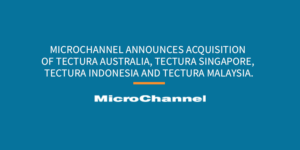 microchannel acquires tectura