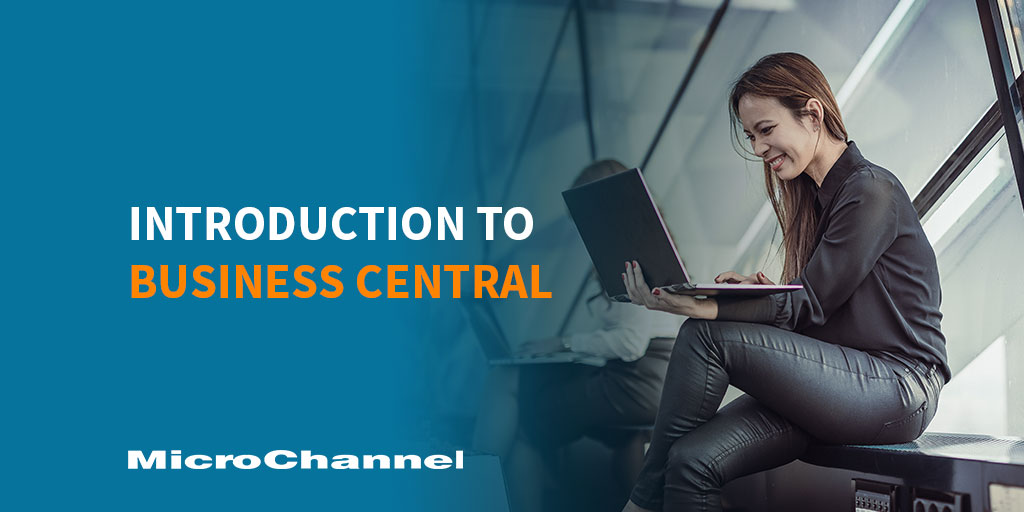 business central introduction