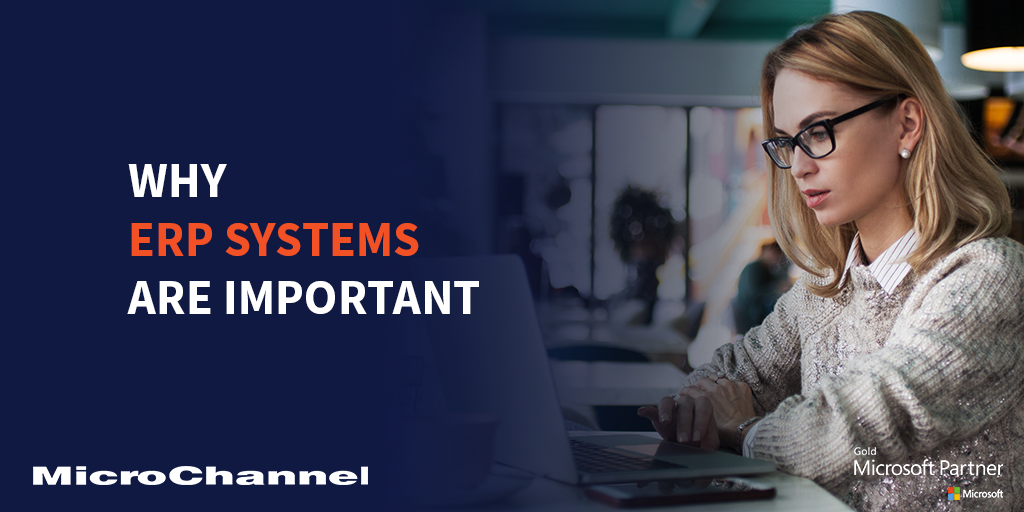 erp systems are important