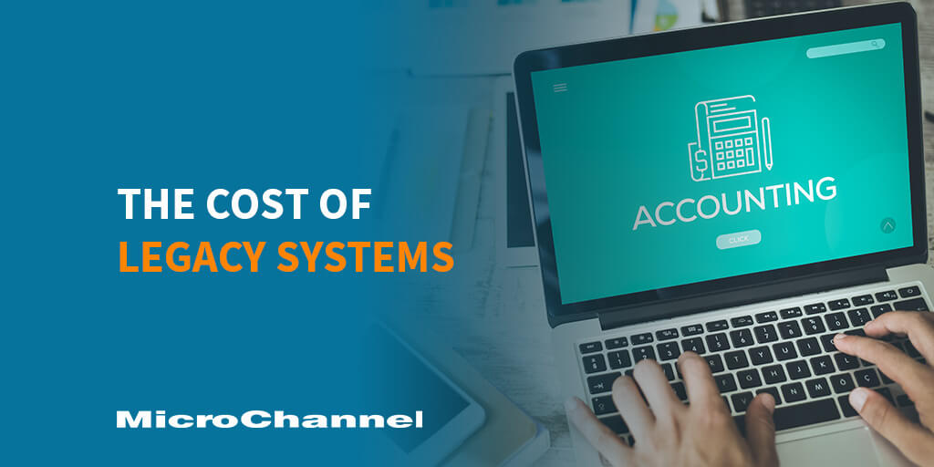 cost of legacy systems