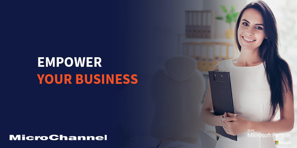 empower your business with dynamics 365