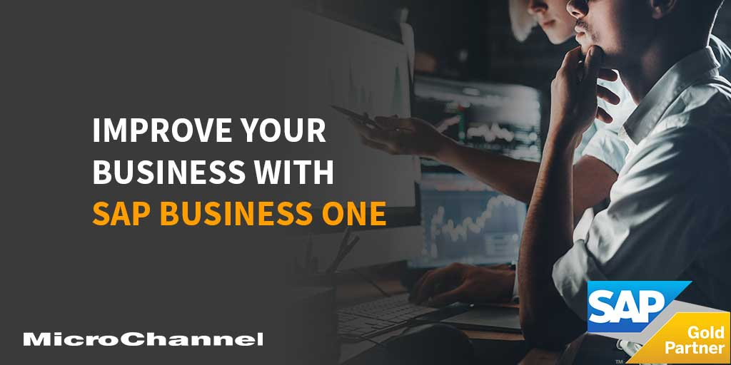 sap business one functionalities