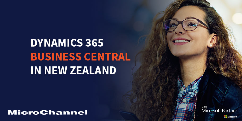 dynamics business central new zealand