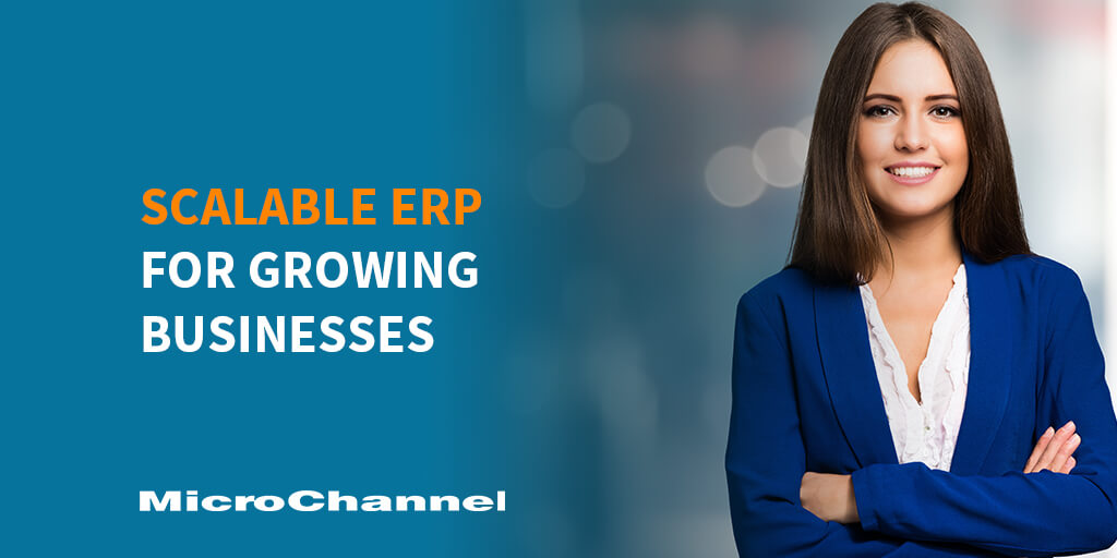 Scalable ERP For Growing Businesses