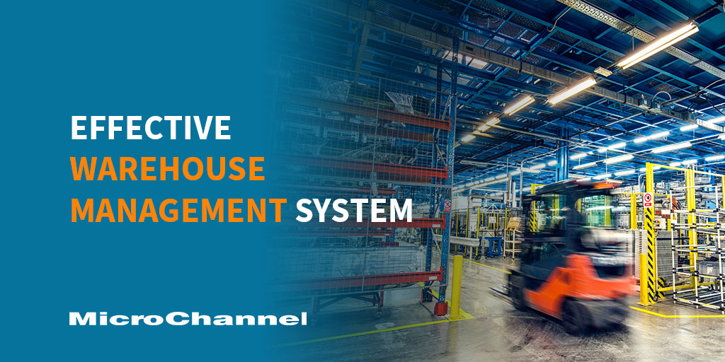 Effective Warehouse Management System