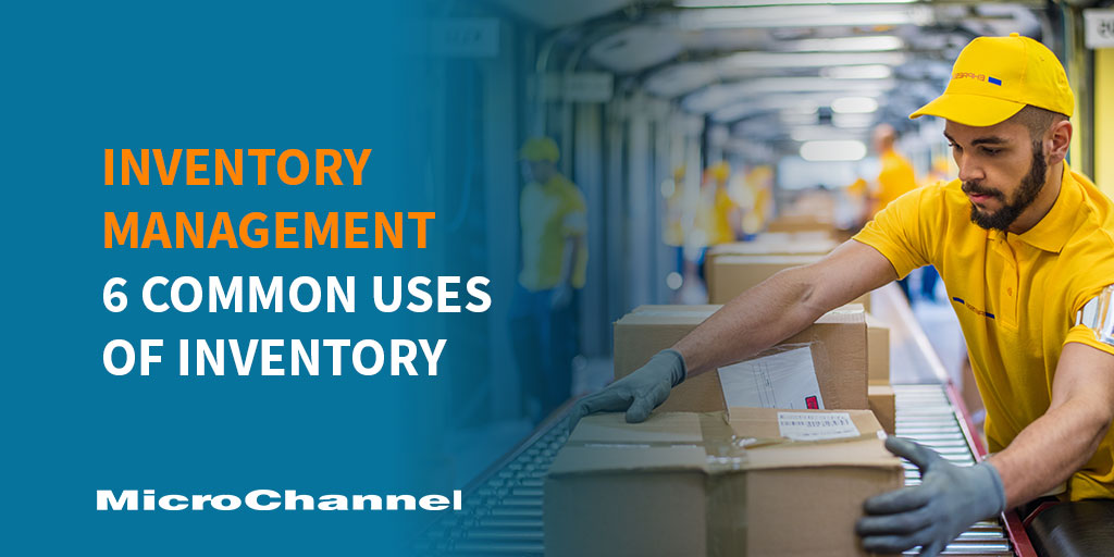 6 common uses of inventory