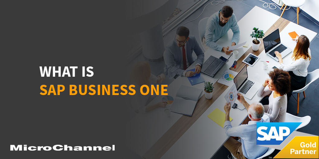 what is sap business one | microchannel new zealand