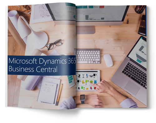 dynamics 365 business central brochure
