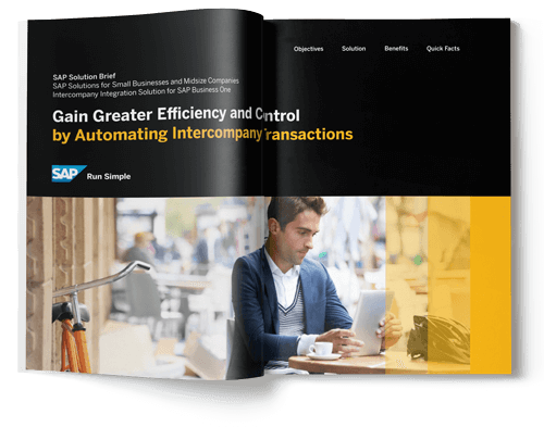 SAP Business One Intercompany