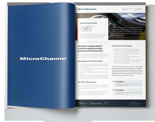 get electric case study | microchannel