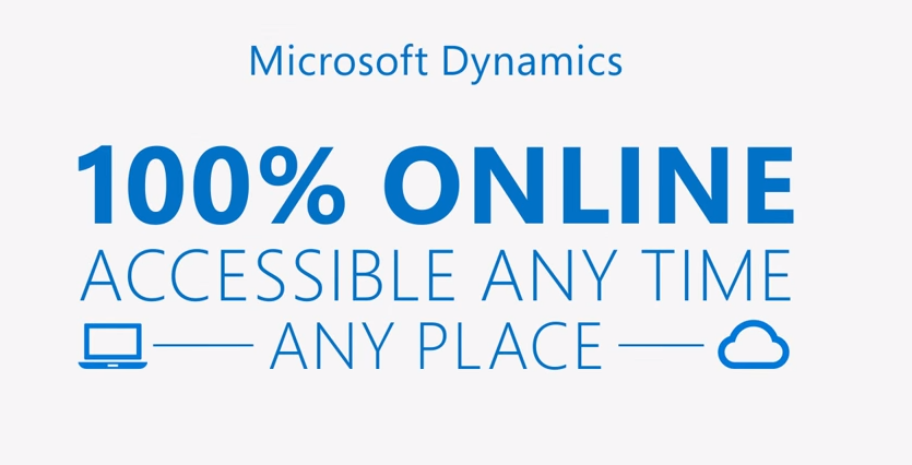dynamics 365 accessible anytime