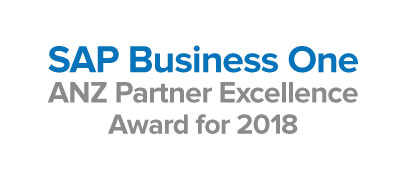 Logo SAP ANZ Partner Excellence 2018