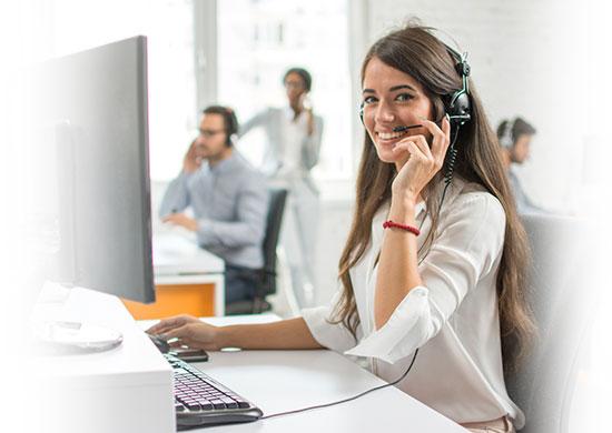 Help-desk support